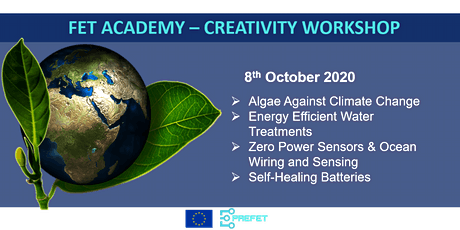 FET Academy: Fighting Climate Change (Algae, water treatments, batteries) tickets