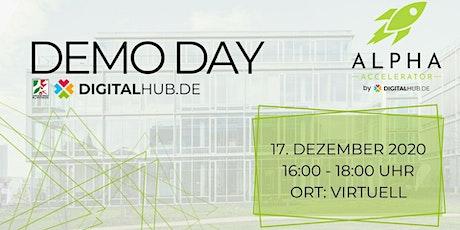 DEMO DAY by DIGITALHUB.DE Tickets