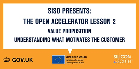 Open Accelerator Workshop 2 - The Value Proposition tickets