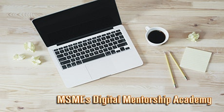 Website Design Training for MSMEs tickets