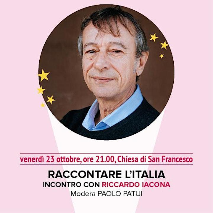 Immagine Riccardo Iacona a La Notte dei Lettori