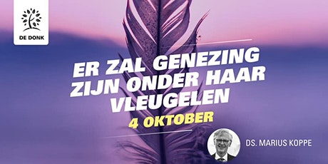 Vernieuwingsdienst | Ds. Marius Koppe tickets