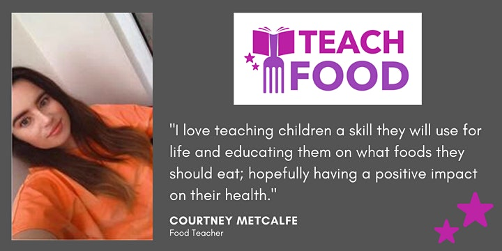 REGISTER INTEREST as a Teach Food Champion image