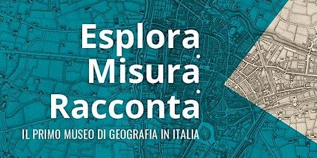 Visite guidate gratuite al Museo di Geografia tickets