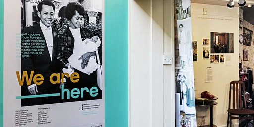 We Are Here Exhibition at Vestry Museum