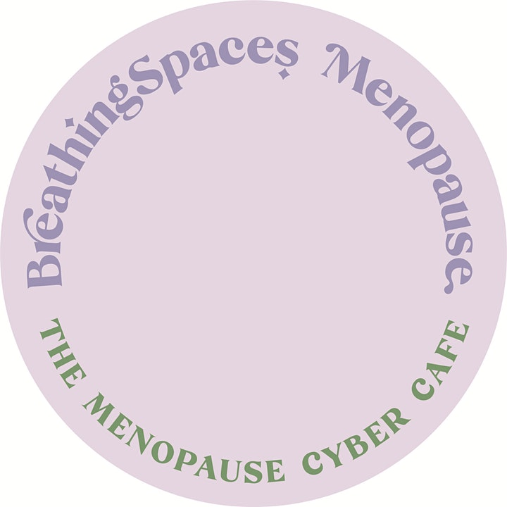 BreathingSpaces Menopause Cyber Cafe image