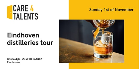 Eindhoven Distilleries tour tickets