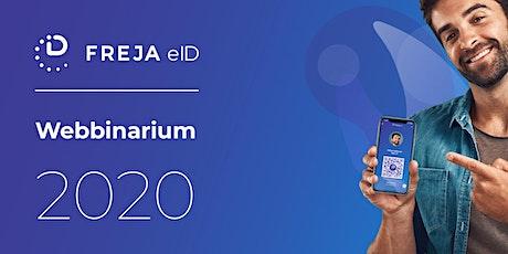 Webbinarie om mobil e-tjänstelegitimation biglietti