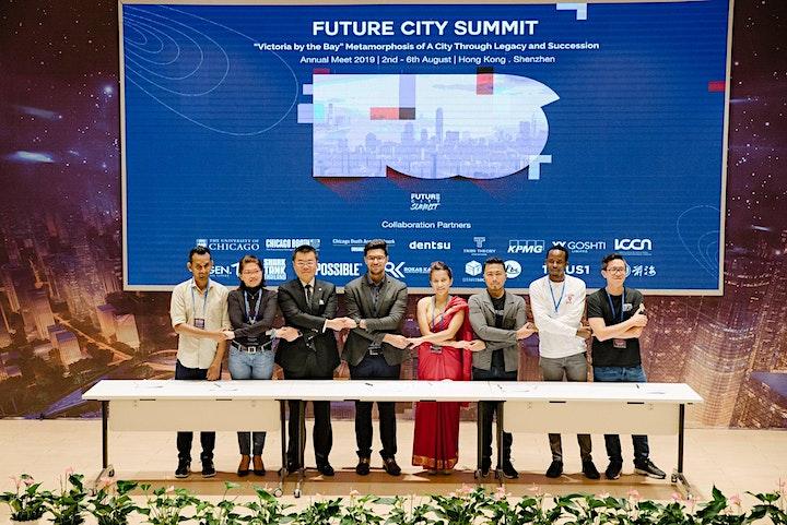 Future City Summit Annual Meet 2020 (Hong Kong Session) image