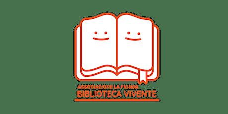 Biblioteca Vivente @Biblioteca porto delle culture biglietti