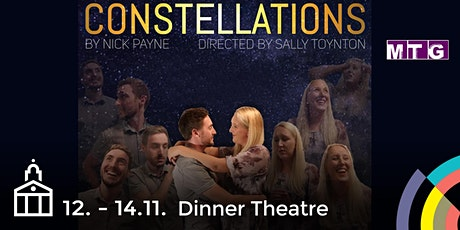 Dinner Theatre at St James tickets