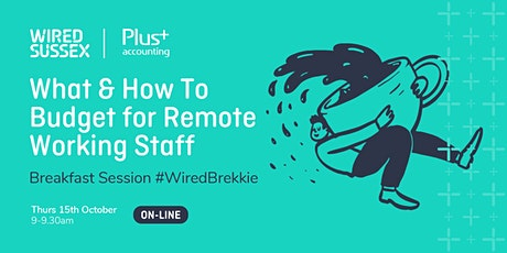 Breakfast Session: What & How To Budget For Remote Working Staff tickets