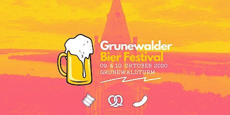 Grunewalder Bier Festival 2020 Tickets