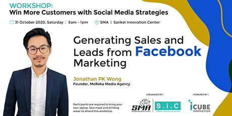 Win More Customers with Social Media Strategies tickets