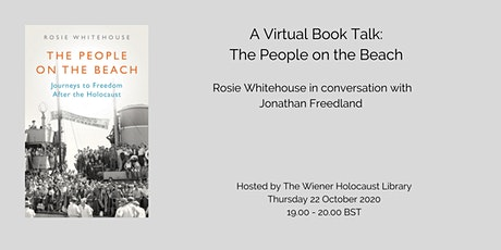 Virtual Book Talk: The People on the Beach tickets