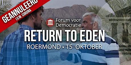 Return to Eden tickets