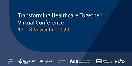 Transforming Healthcare Together Virtual Conference 2020 tickets