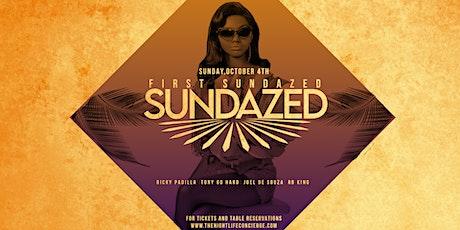 First SunDazed tickets
