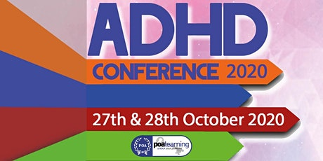 ADHD Conference 2020: Katherine Ellison tickets
