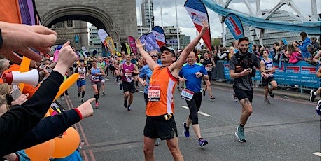 London Marathon 2021 - Own place registration form tickets