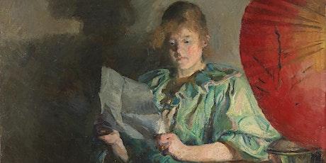 Mot et nytt museum: Harriet Backer - Et eget rom tickets