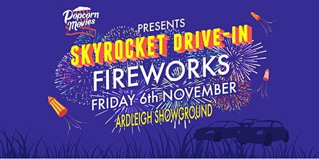 Skyrocket Drive-in Fireworks Display FRIDAY tickets