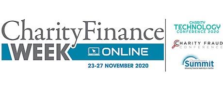Charity Finance Week Online tickets