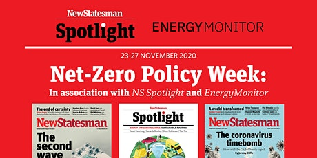 Net-Zero Policy Week tickets