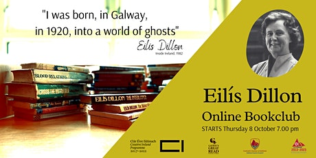 The Eilís Dillon Bookclub - Galway's Great Read tickets