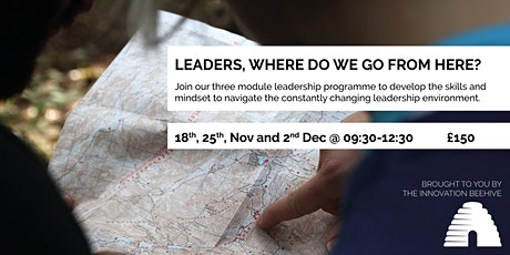 Leaders… where do we go from here? tickets