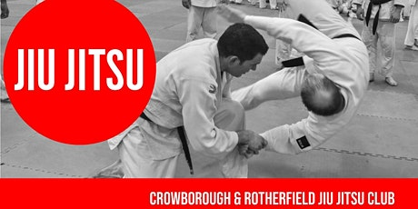 Crowborough & Rotherfield Junior Jiu Jitsu Club Session tickets