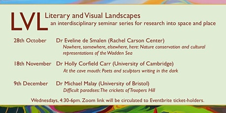 Literary and Virtual Landscapes seminars TB1 (2020) tickets