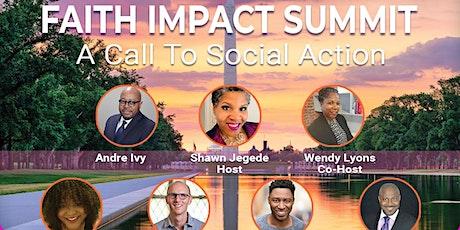 Faith Impact Summit - Virtual tickets