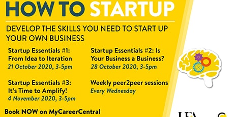 Start-up Essentials #2 - Is Your Business a Business? tickets