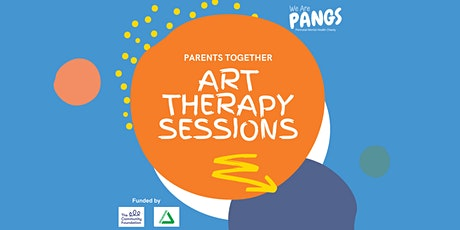 Parents Together - Online Art Therapy Class tickets