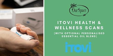Itovi Health & Wellness Scans tickets