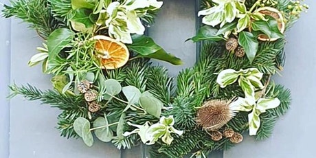 Christmas Wreath Making (Now online and/or with written instructions) tickets