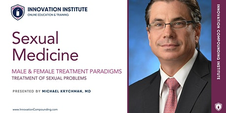 Sexual Medicine Educational Webinar with Dr. Michael Krychman, Pt. 2 of 6 tickets