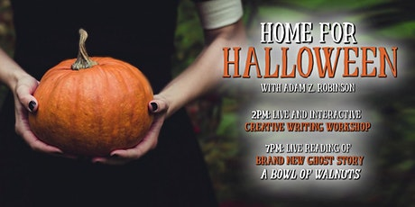 Home for Halloween: Workshop & Ghost Story Reading tickets