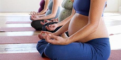 Prenatal Yoga 5 week series tickets