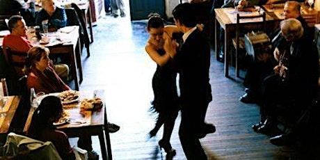 Learn To Dance Tango tickets