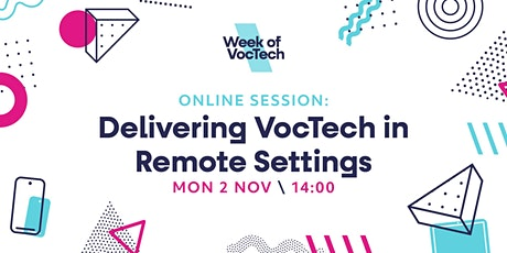 Delivering VocTech in Remote Settings tickets