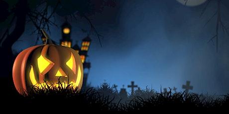 Rallye Halloween billets