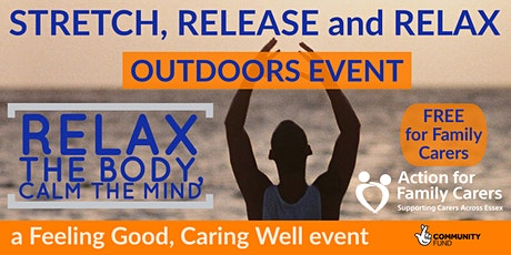 STRETCH, RELEASE AND RELAX OUTDOORS tickets