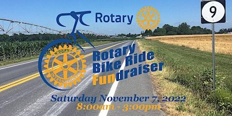 Sunrise Rotary Autumn Bike Ride tickets
