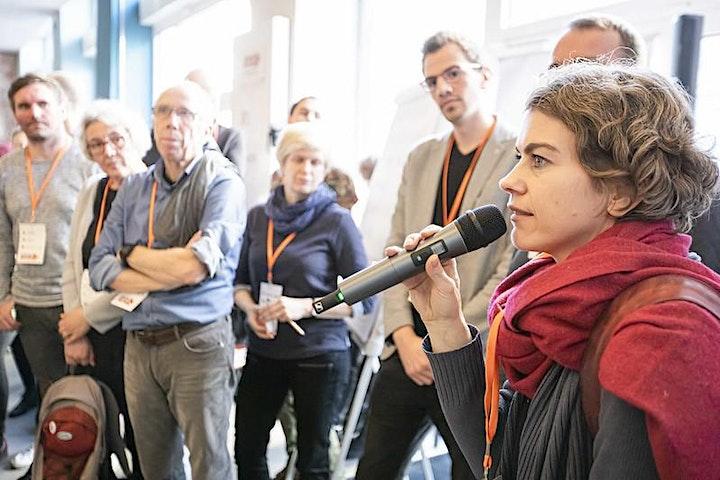 openTransfer CAMP #Zusammenhalt - sichtbar engagiert: Bild