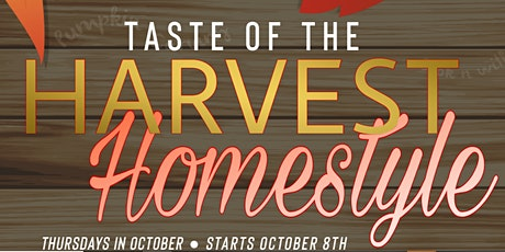 Taste of the Harvest, Homestyle tickets