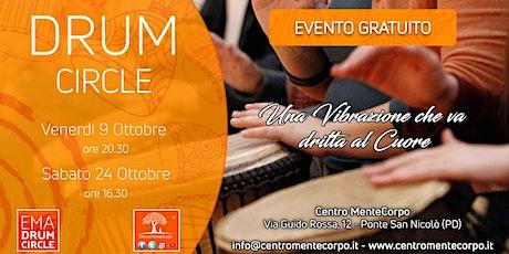 Drum Circle - Evento Gratuito biglietti