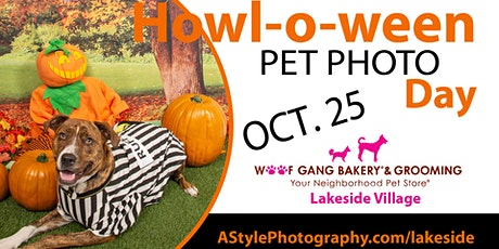 Halloween and Fall Pet and Family Photos tickets