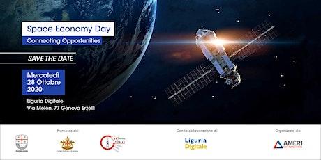 Space Economy Day - Genova, 28 ottobre 2020 biglietti